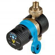 Pompe bouclage eau chaude auto-adaptatif
