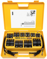 Appareil à congeler les tubes REMS Eskimo Set pour tube Ø10-60 mm