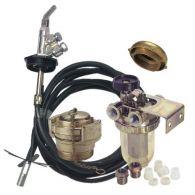 Servobloc pour cuve métallique fioul