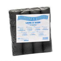 Tampon abrasif (x12) pour nettoyage des pièces à souder ou à coller