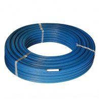 25M Tube multicouche isolé bleu - Ø32x3,0 - Alu 0,4mm - Henco
