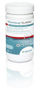 Boîte de 1,25kg de galets Chlorilong Classic pour désinfection chlore - Bayrol