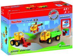 Jeu de construction Junior fischertechnik Little Starter (+5 ans)