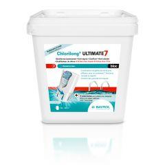 Galet chlore Chlorilong ULTIMATE 7 bloc - 3.8 kg  BAYROL
