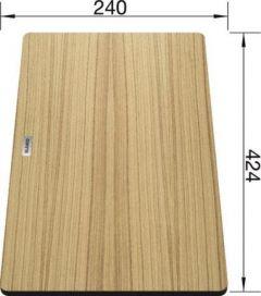 Planche à découper en frêne compound - Blanco