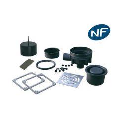 Siphon de sol Rotaflux NF à verrouillage sortie verticale - Lazer