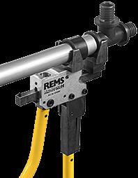 Pince à glissement manuelle REMS Ax-Press H Ø12-32 mm - Rems