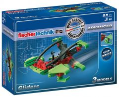 Jeu de construction Avancé fischertechnik Gliders (+7 ans)