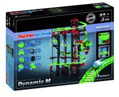 Jeu de construction Pro fischertechnik Dynamic M (+7 ans)