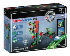 Jeu de construction Pro fischertechnik Dynamic XS (+7 ans)