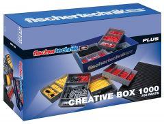 Éléments supplémentaires de construction Fischertechnik - Creative Box 1000