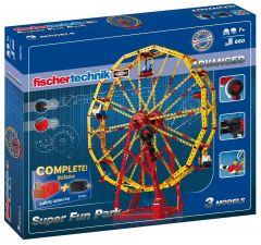 Jeu de construction Avancé fischertechnik Super Fun Park (+7 ans)