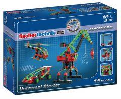 Jeu de construction Avancé fischertechnik Universal Starter (+7 ans)