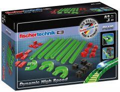 Kit d'extension - Jeu de construction Pro fischertechnik Dynamic High Speed (+7 ans)