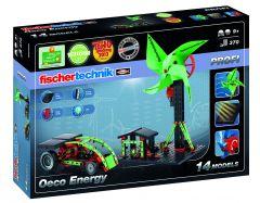 Jeu de construction Pro fischertechnik Oeco Energy (+9 ans)
