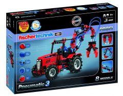 Jeu de construction Pro fischertechnik Pneumatic 3 (+9 ans)