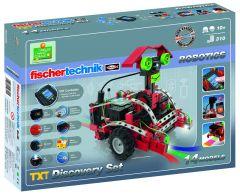 Jeu de construction Robotics fischertechnik TXT Discovery Set (+10 ans)