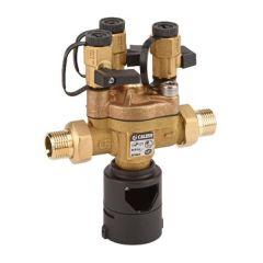 """Disconnecteur à zone de pression réduite contrôlable horizontal - Ø Mâle Mâle 1/2"""" (15/21) - PN 10 - Sferaco"""