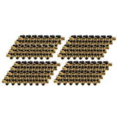 """Lot de 20 Collecteurs mini-vanne M/F 3/4"""" (20/27) - 1/2"""" (15/21)  - 7 piquages M 1/2"""" (15/21)"""