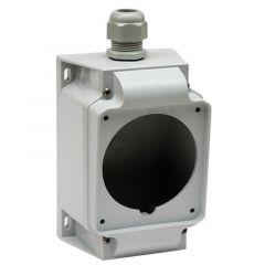 Boîtier pour prise industrielle PratiKa - montage en saillie - IP67