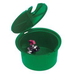 Bouche d'arrosage avec robinet à sphere 3/4