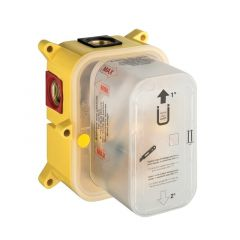 Mécanisme mitigeur douche encastré 1 ou 2 sorties - Cristina Ondyna CS53500