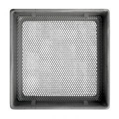Cadre pour grille ventilation cheminée et porte 140x130mm - Profondeur 55mm - Trou 111x111mm