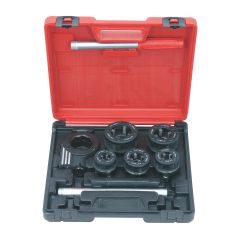 Coffret de filière à main - 7 pcs KS Tools 903.3300