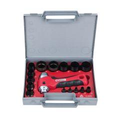 Coffret emporte-pièces interchangeables  de 3 à 30 mm KS Tools 129.0100