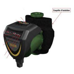 Coque d'isolation pour circulateur chauffage et clim - Compatible EVOSTA 2 et 3 - Thermador