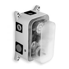 Mécanisme thermostatique douche encastré 1,2 ou 3 sorties - Cristina Ondyna PD80000