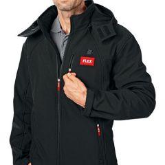 Veste avec chauffage et doublure en polaire - Taille M - Flex