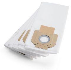 Paquet de 5 sacs en microfibrepour aspirateur Flex VCE 33 / VCE 44 - Flex