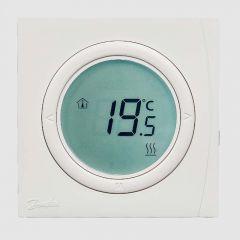 Thermostat d'ambiance électronique filaire RET2001 - secteur 230V - Danfoss