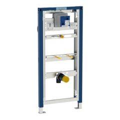 Bâti-support Duofix pour urinoir, 112–130 cm, universel, pour effet d'eau - Geberit