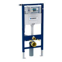 Bâti-support Duofix WC suspendu, 112 cm, réservoir à encastrer Omega 12 cm, en applique - Geberit