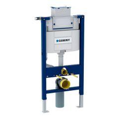 Bâti-support Duofix WC suspendu, 98 cm, réservoir à encastrer Omega 12 cm, en applique - Geberit