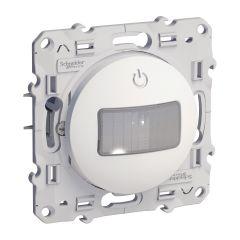 Détecteur de présence et de mouvement 3 fils ODACE Blanc - S520525