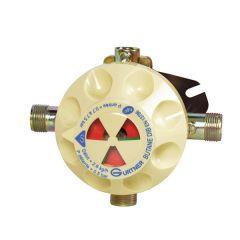 Détendeur Inverseur gaz Butane NF avec indicateur intégré - 2,6kg/h