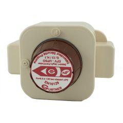 Détendeur à Sécurité gaz Propane - 8kg/h 50mbar - Mâle 20x150 - NF