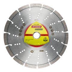 Disque diamanté Ø230mm DT 900 B pour béton - Klingspor 325034