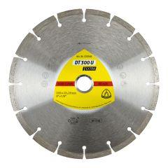 Disque à tronçonner Ø230mm diamant - DT 300 U - Klingspor 325348