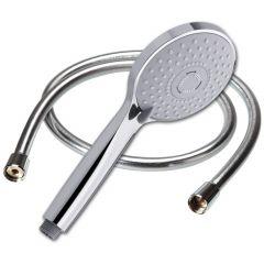 Douchette ALISSO avec flexible de douche ISIFLEX