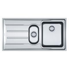 Evier de cuisine Franke ATON ANX 251 INOX 1004*514mm