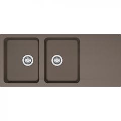 Évier ORION OID621 - Vulcan - 1160x510x190 mm - Sous meuble 80 cm - Franke
