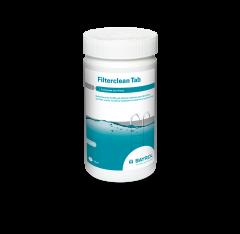 Boîte de 1kg de galets de chlore Filterclean Tab pour désinfection des filtres à sable - Bayrol