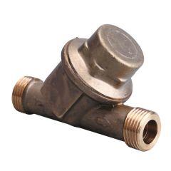 Filtre gaz à cartouche 80 microns - Mâle