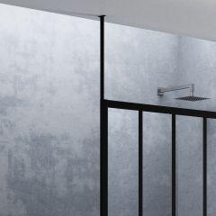 Fixation plafond pour paroi de baignoire Loft  - Atelier du Bain