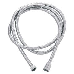 Flexible Métal mat inox simple agrafage 2,00 m - Wirquin Pro 60720626
