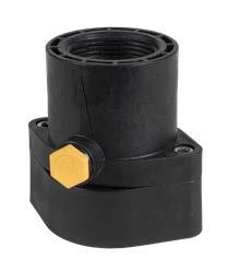 """Clapet anti-retour 1""""1/4 (33/42) PE DN32 pour pompe vide-cave SANISUB - SFA"""